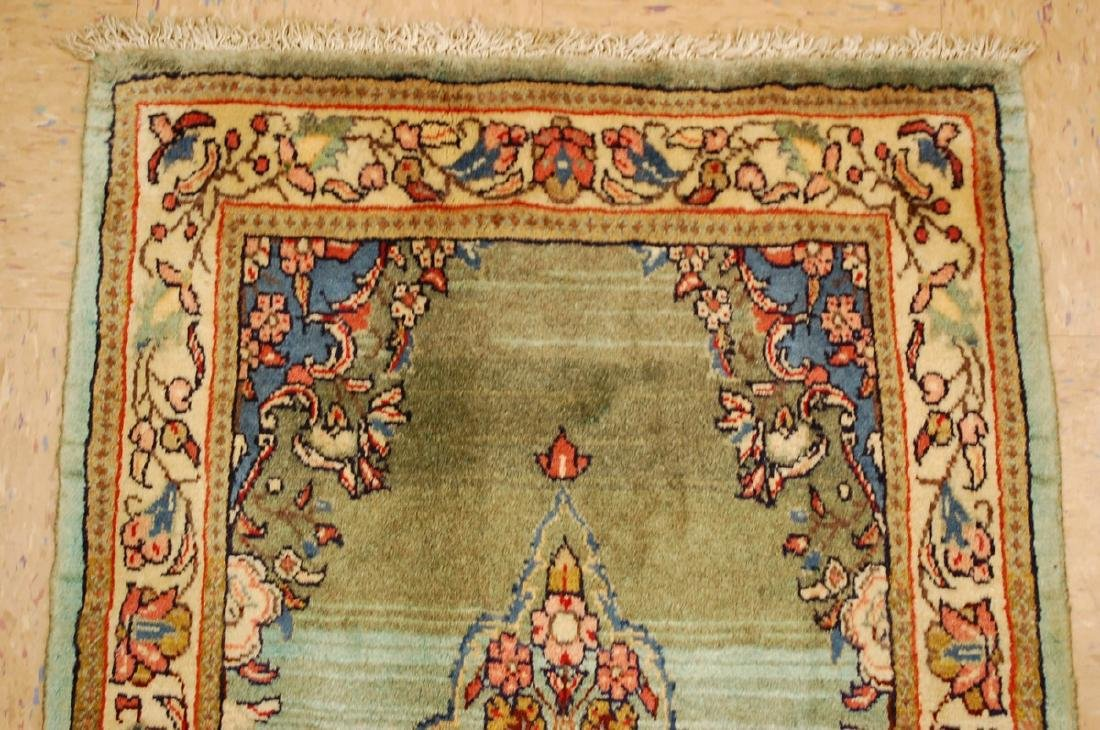 Persian Sarouk Rug 2.4x3.4 - 3