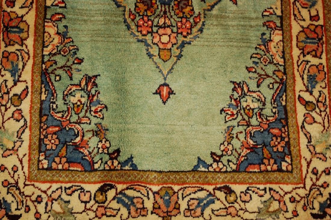 Persian Sarouk Rug 2.4x3.4 - 4