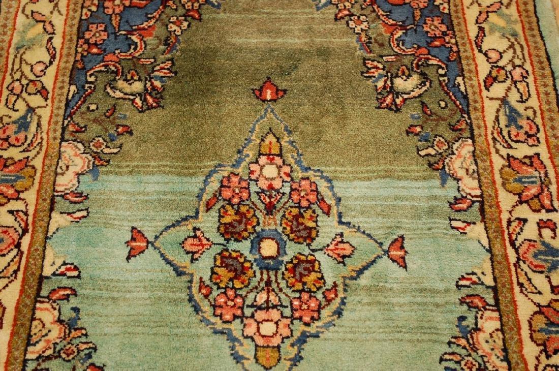 Persian Sarouk Rug 2.4x3.4 - 5