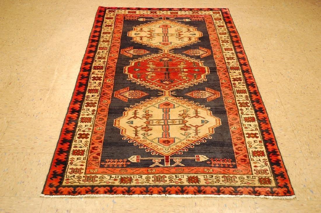 Persian Heriz Rug 3.8x7.7