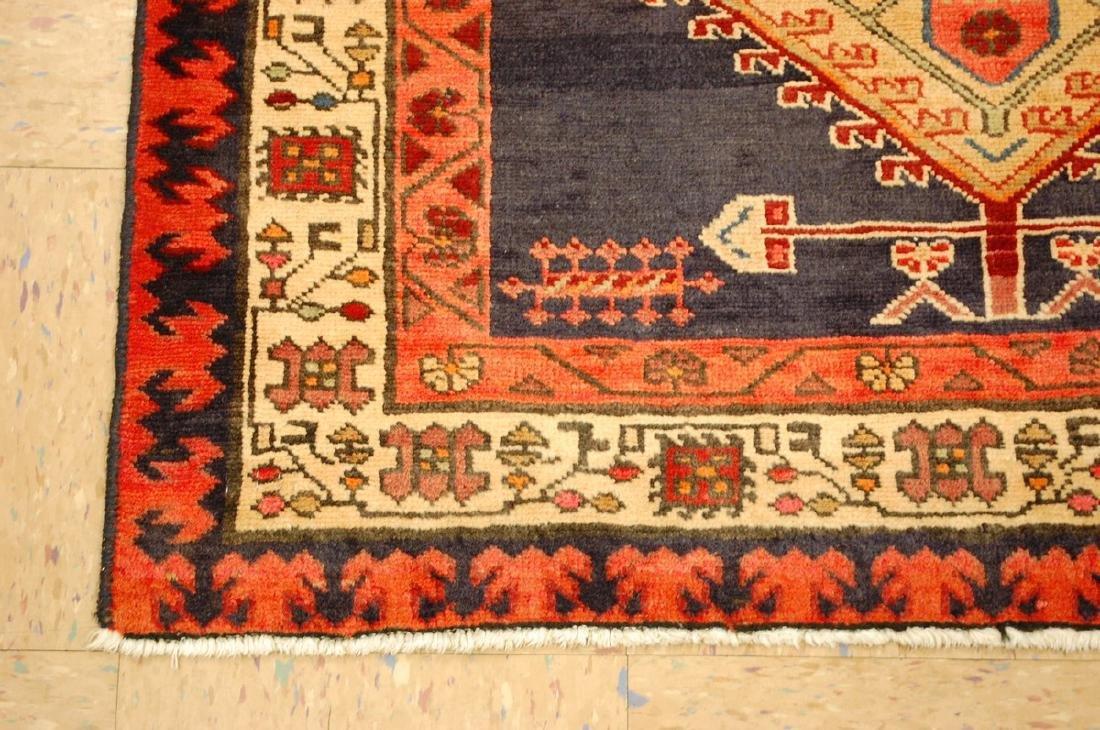 Persian Heriz Rug 3.8x7.7 - 3