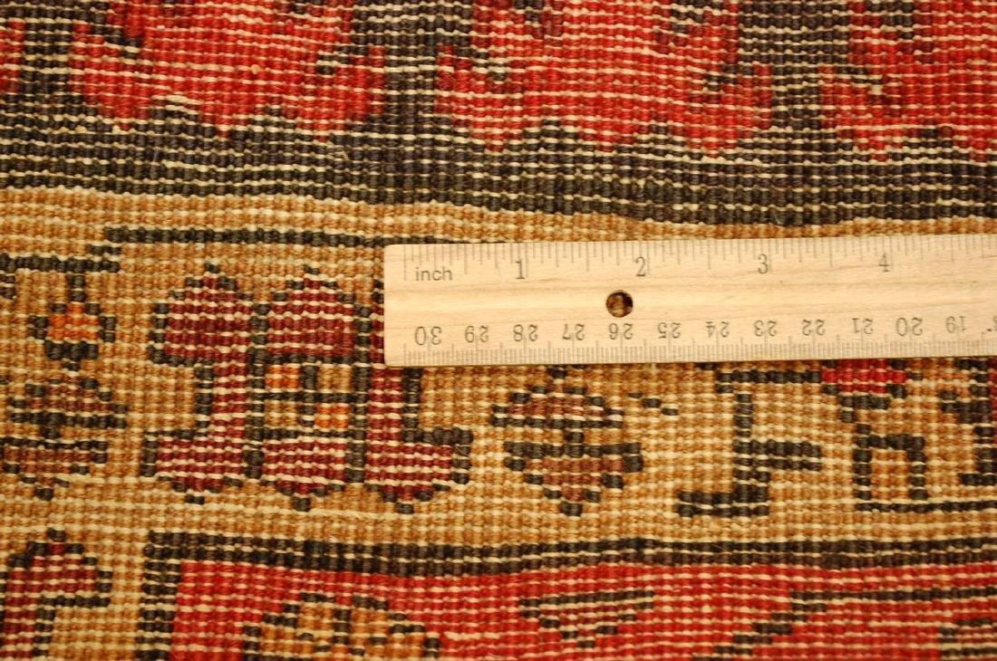 Persian Heriz Rug 3.8x7.7 - 9