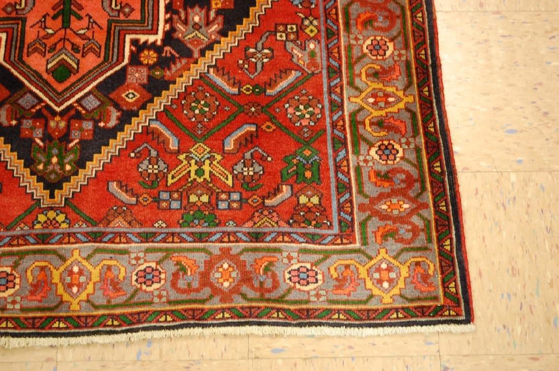 Persian Bijar Rug 4.3x6 - 2