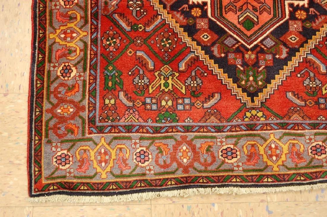 Persian Bijar Rug 4.3x6 - 3