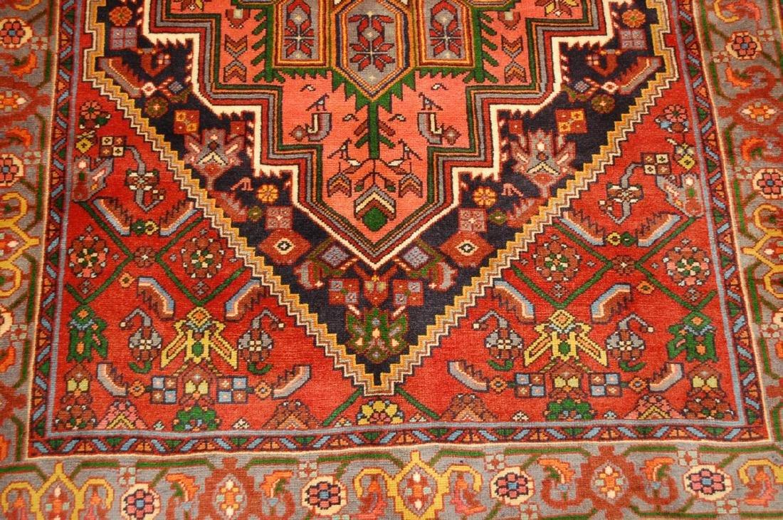 Persian Bijar Rug 4.3x6 - 6