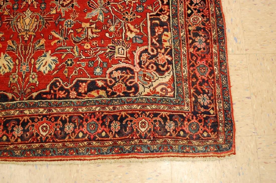 Persian Bijar Rug 4.8x7.10 - 2