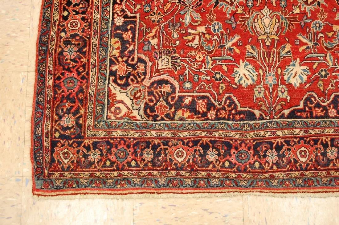 Persian Bijar Rug 4.8x7.10 - 3