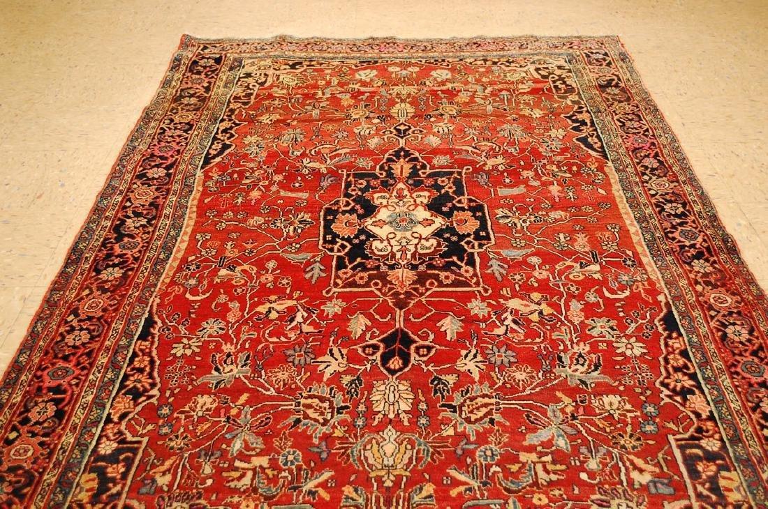 Persian Bijar Rug 4.8x7.10 - 8