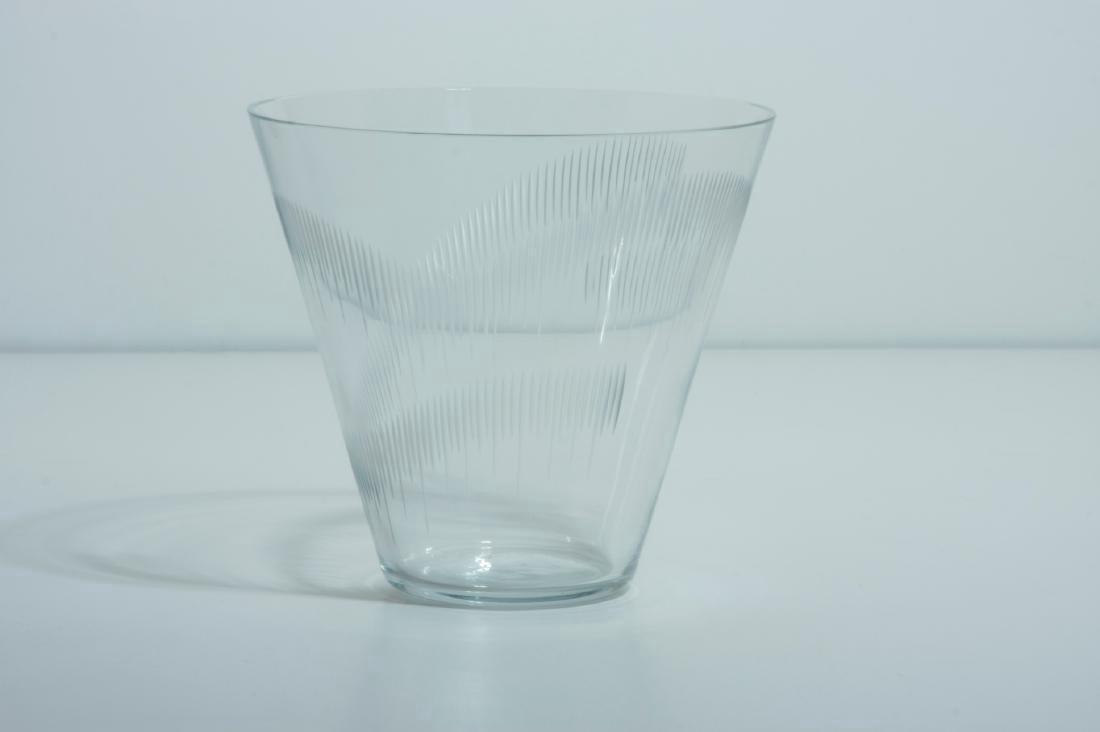 Aurora Borealis Glass Bowl by Kaj Franck
