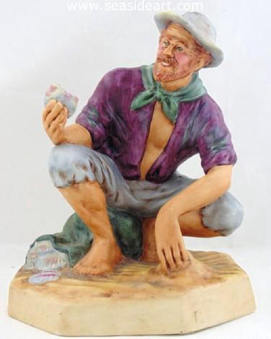 Royal Doulton: The Beachcomber Porcelain Figurine
