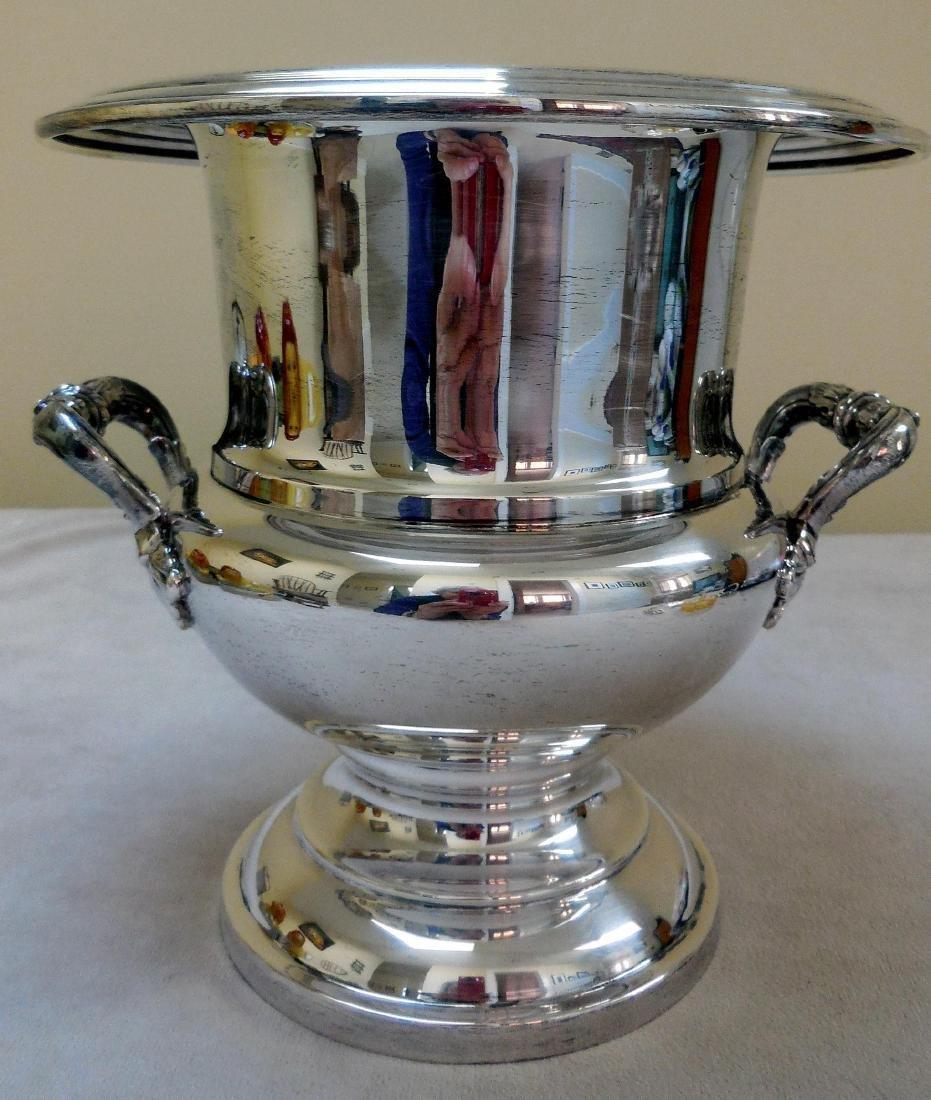 Mid-Century Silverplate Champagne Bucket