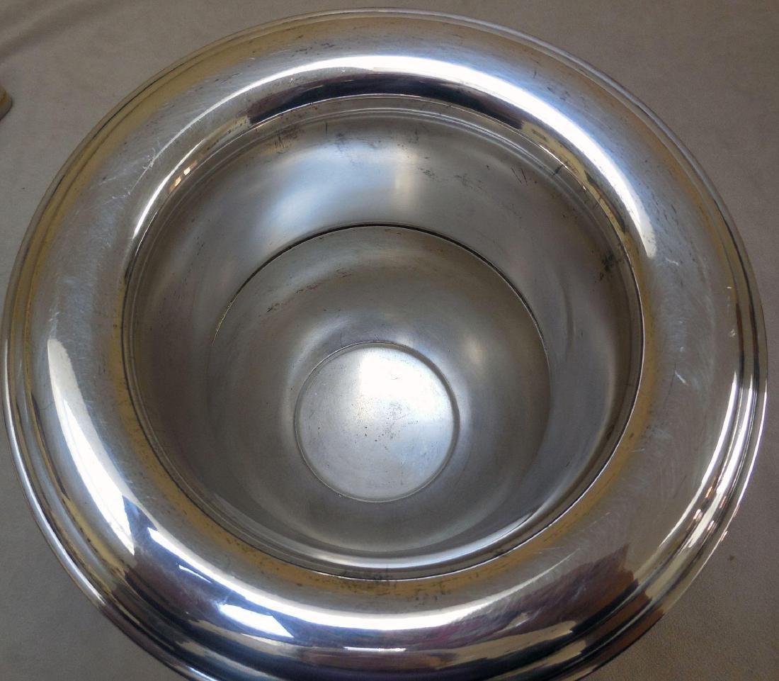 Mid-Century Silverplate Champagne Bucket - 2
