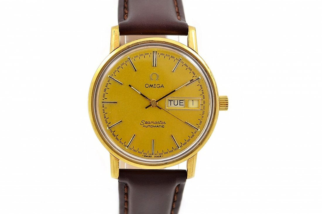 Omega Seamaster Cal.1020 Automatic Mens Watch