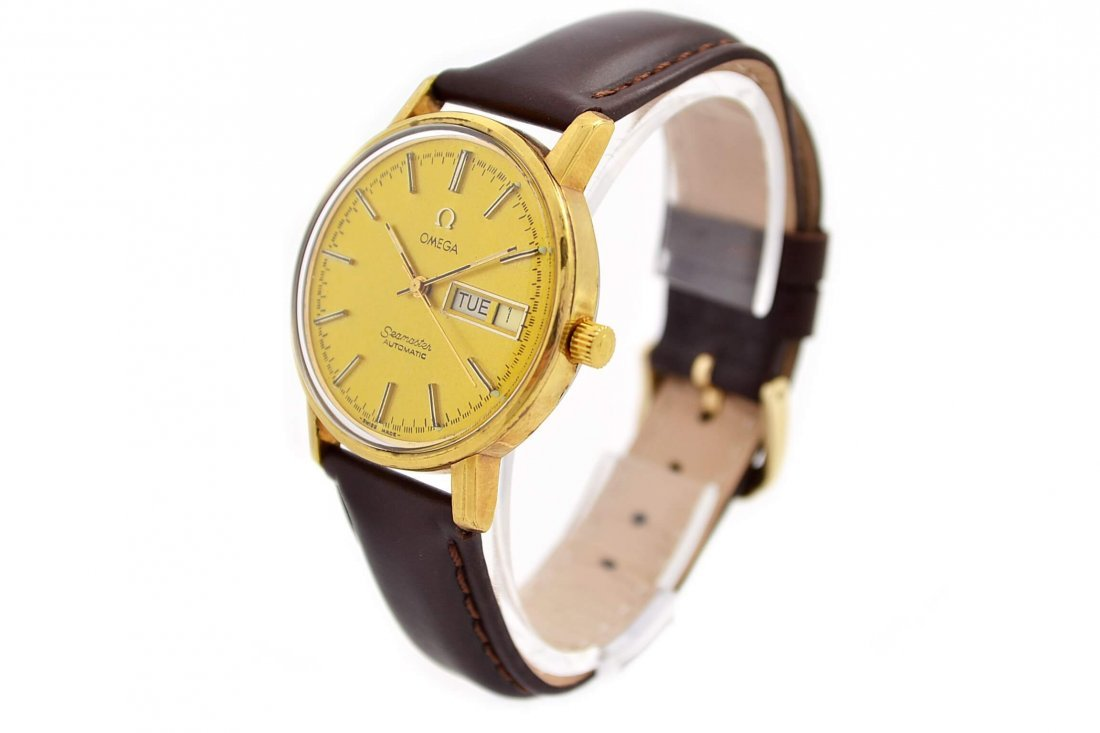 Omega Seamaster Cal.1020 Automatic Mens Watch - 5