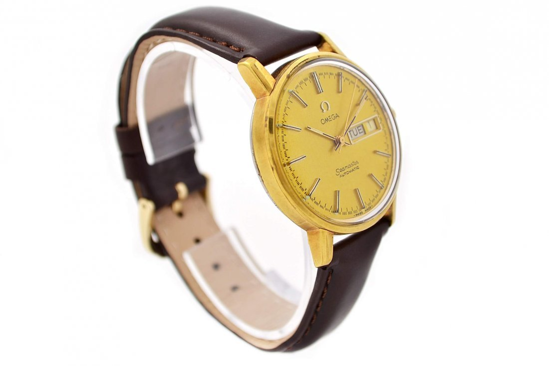 Omega Seamaster Cal.1020 Automatic Mens Watch - 6