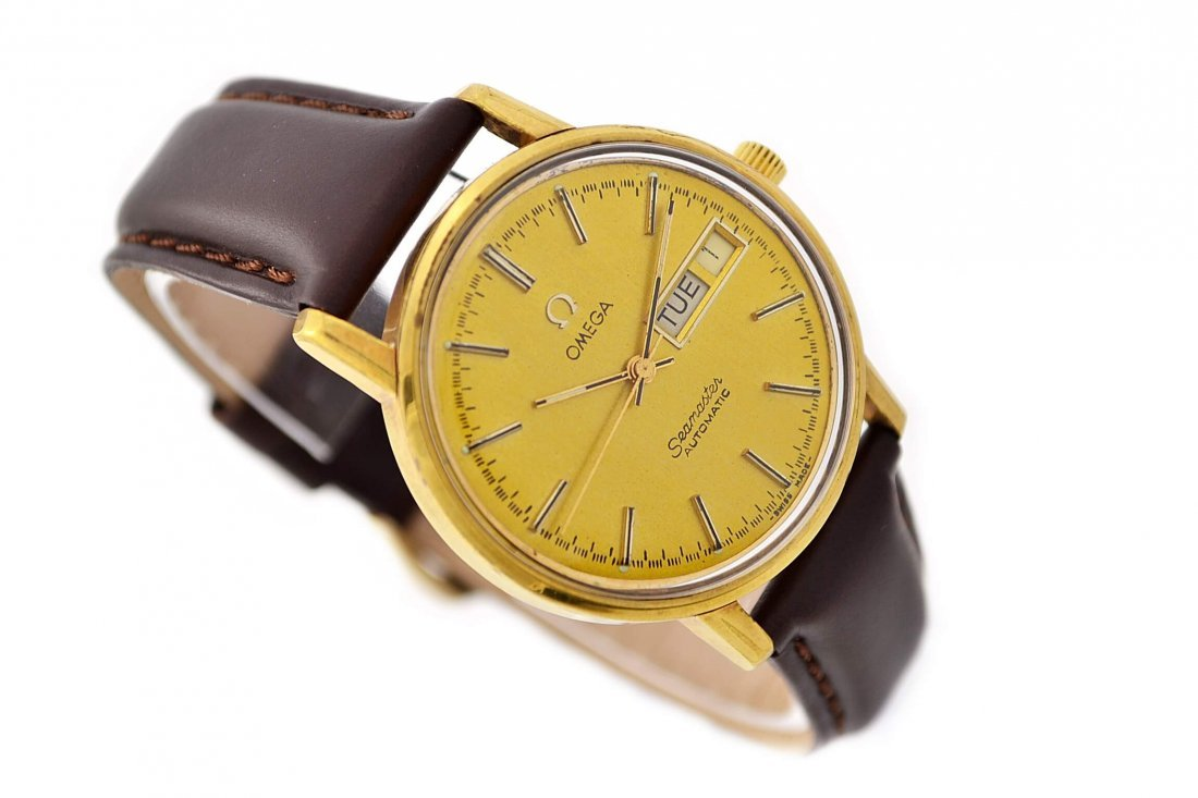 Omega Seamaster Cal.1020 Automatic Mens Watch - 7