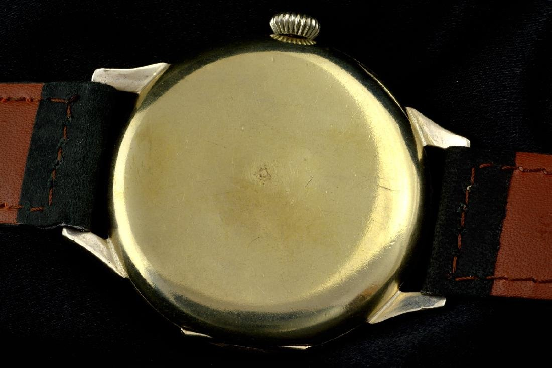 Omega Black Marriage Watch, From Orginal Pocketwatch - 7