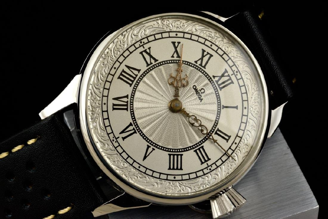 Omega Manual Watch, From 1914 Marriage Pocketwatch - 4