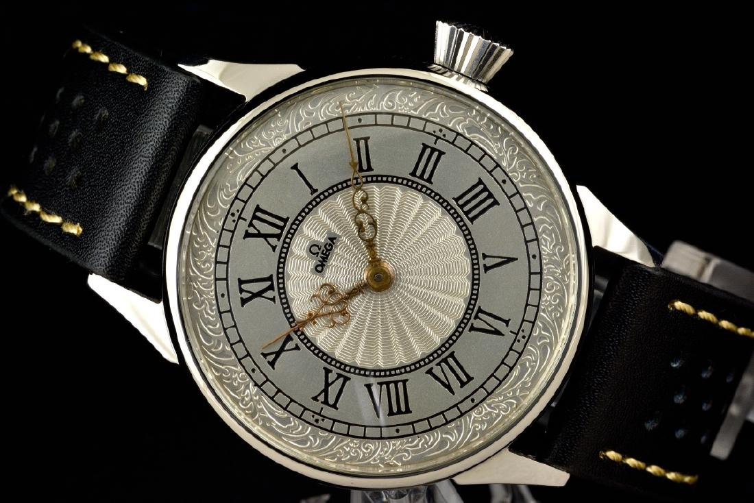 Omega Manual Watch, From 1914 Marriage Pocketwatch - 6