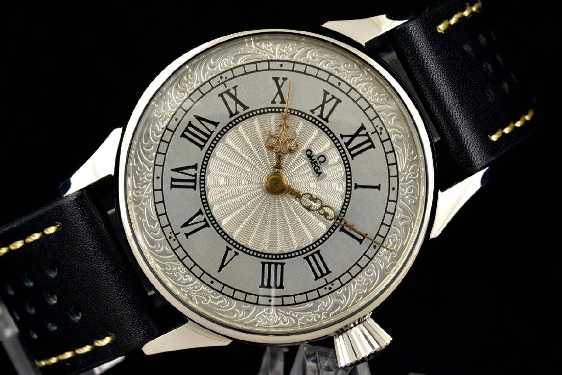 Omega Manual Watch, From 1914 Marriage Pocketwatch - 7