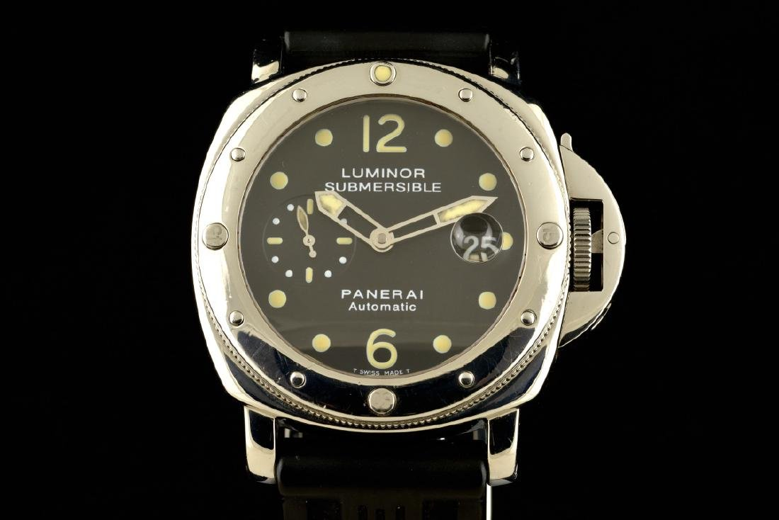Panerai Luminor Submersible Automatic Limited Watch
