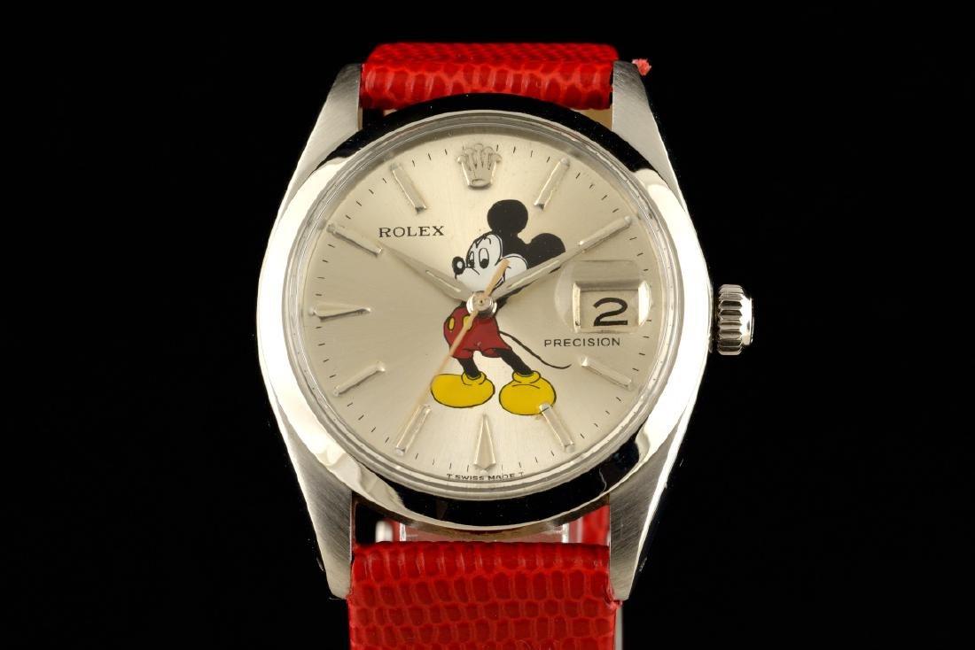 mickey mouse uhr rolex vintage