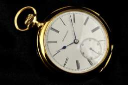 Patek Philippe Tiffany Minute Repeater 18K Pocketwatch