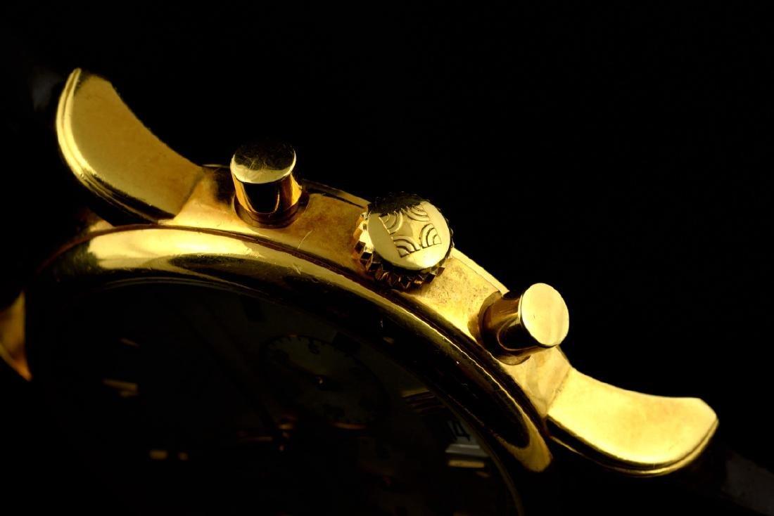 Zenith El Primero Automatic 18K Gold Watch - 2