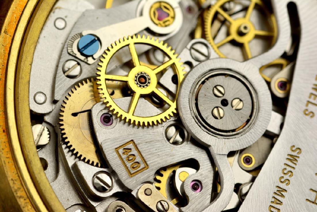 Zenith El Primero Automatic 18K Gold Watch - 8