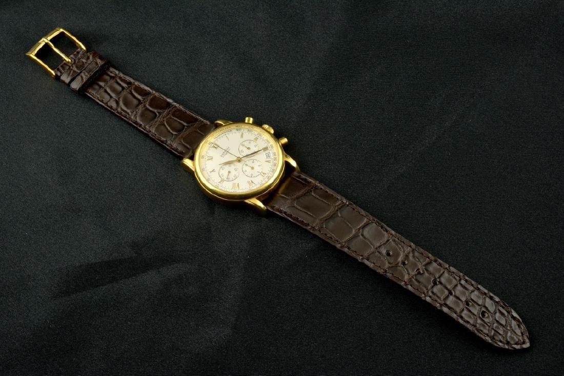 Zenith El Primero Automatic 18K Gold Watch - 9