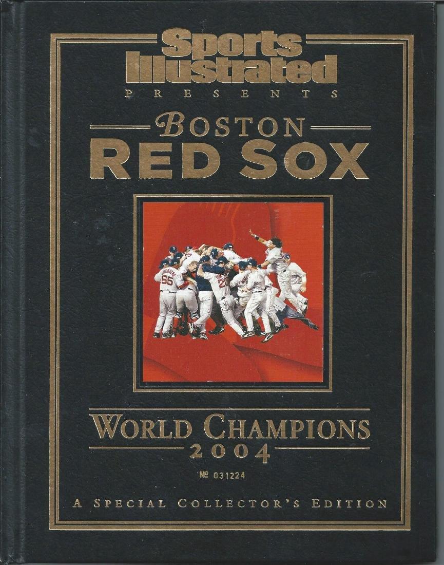 2004 Sports Illustrated Boston Red Sox World Champions