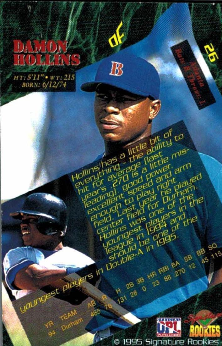 4 Baseball Card Autographed Todd Greene Bryan Rekar - 6