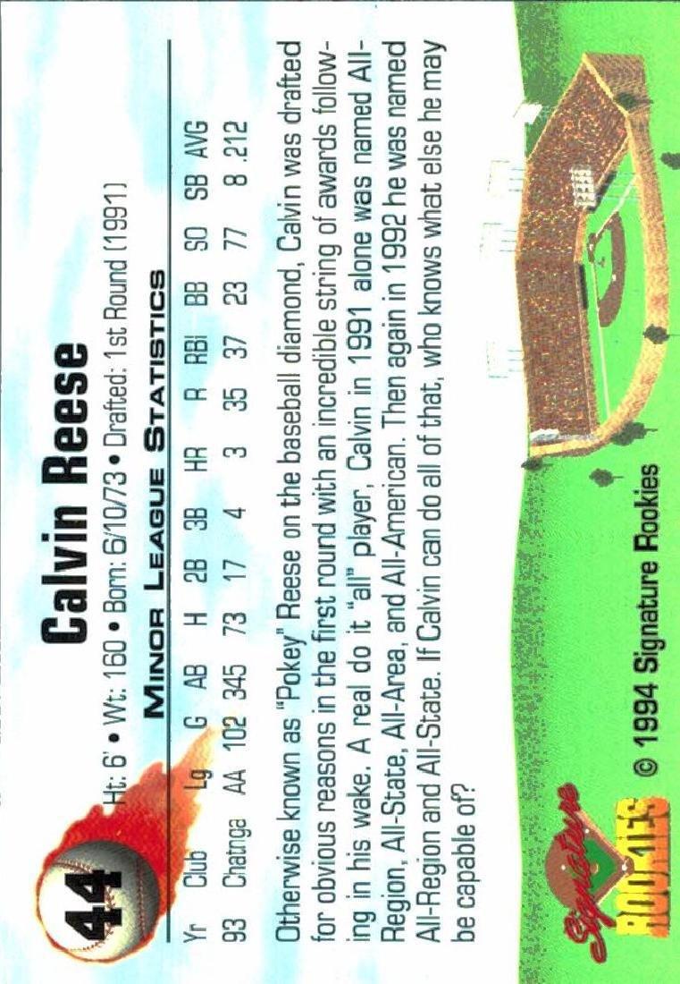 4 Baseball Card Autographed Todd Greene Bryan Rekar - 8