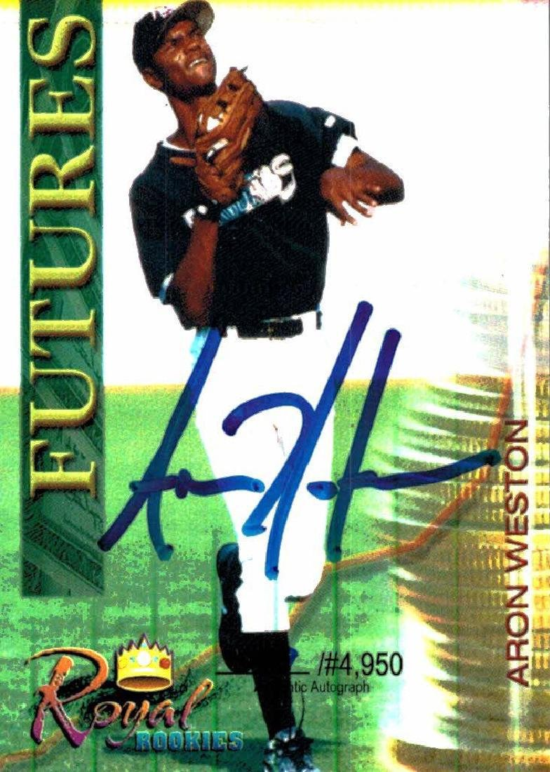 3 Baseball Cards Autographed Eric Johnson Jeff Bailey - 3