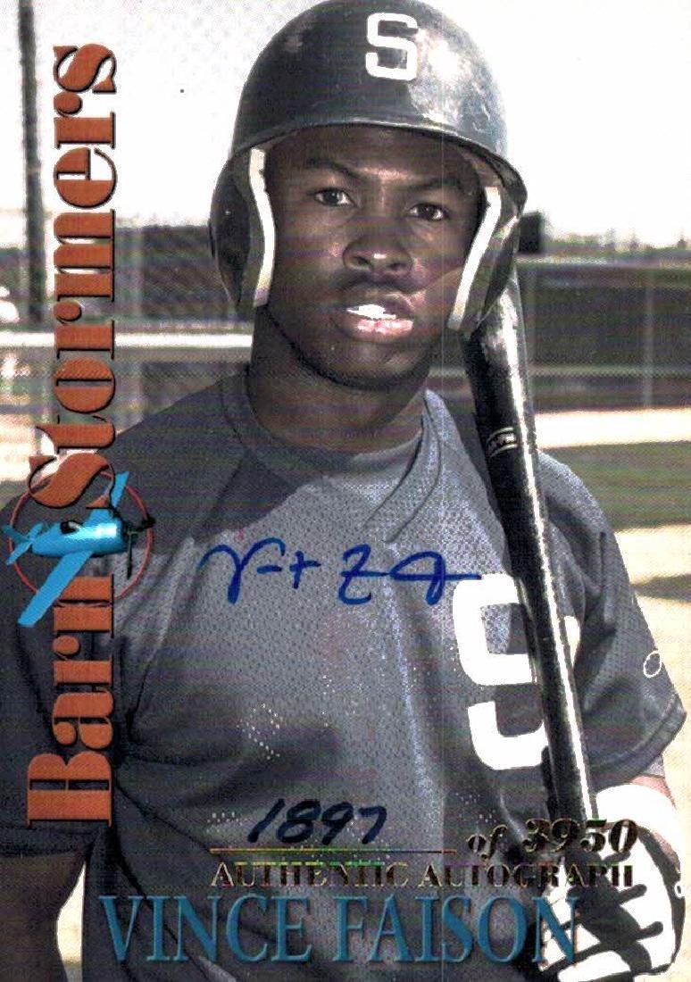 3 Baseball Card Autographed Card Lot Jose Morban - 3