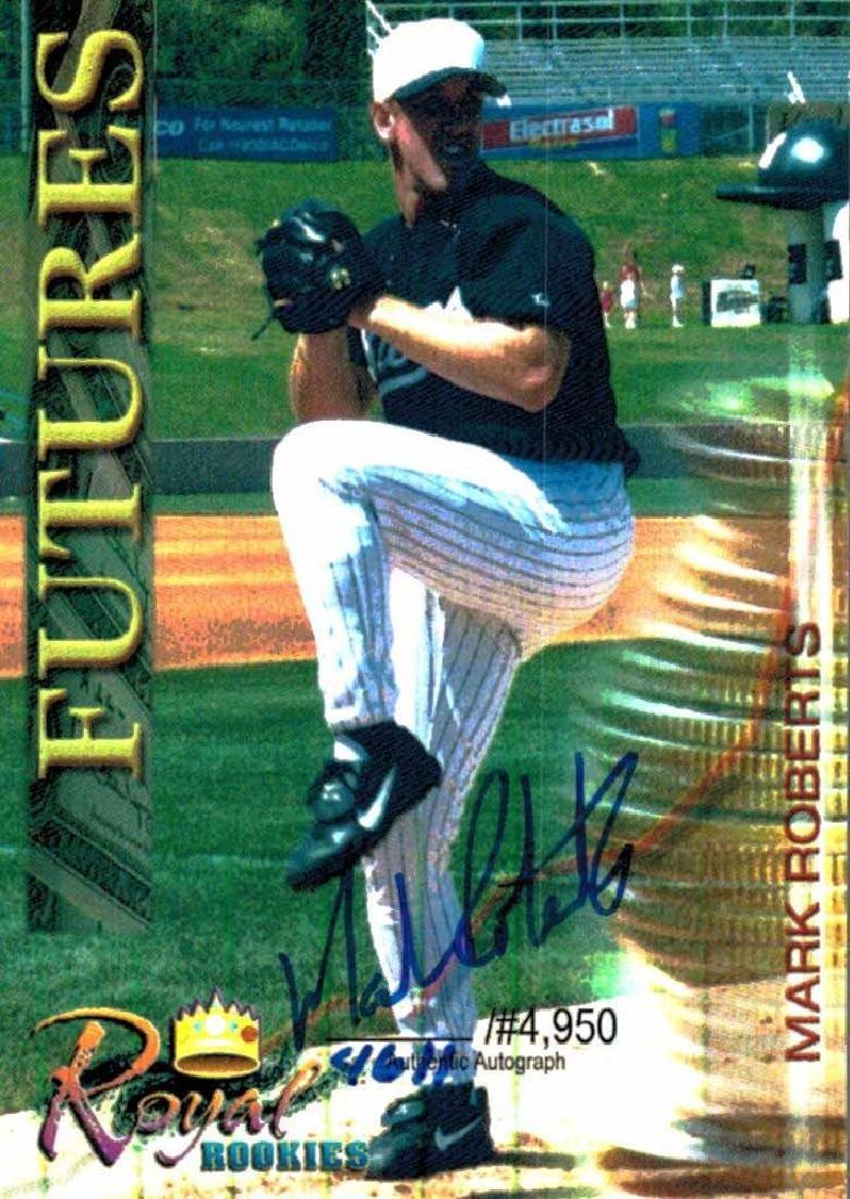 3 Baseball Card Autographed Card Lot Jose Morban - 5