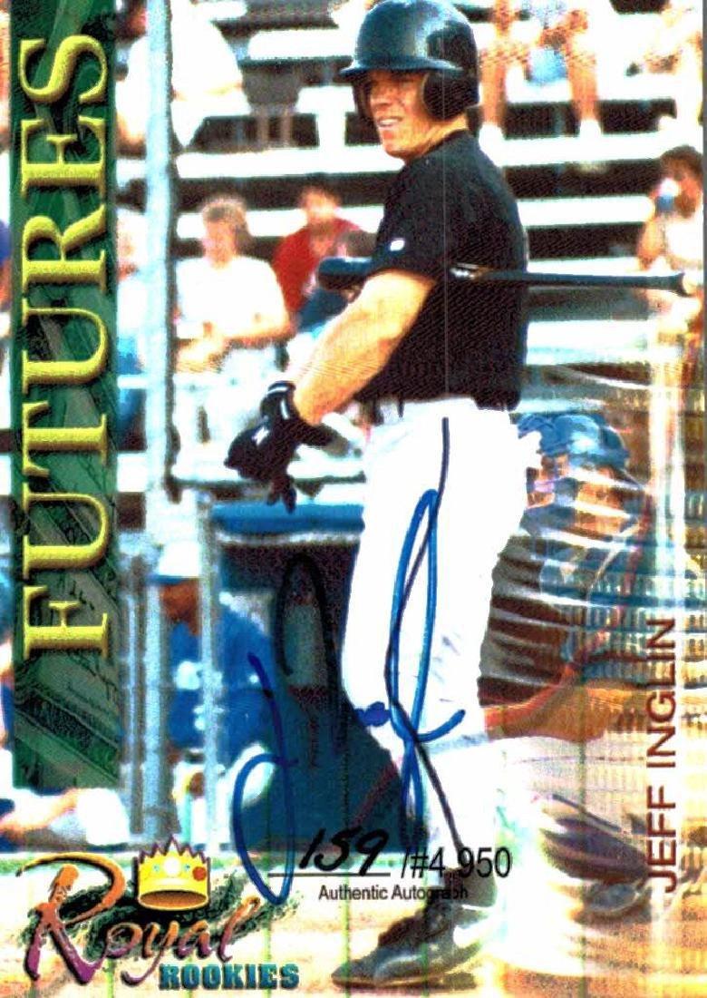 3 Baseball Card Autographed Card Lot Jovanny Cedano - 3