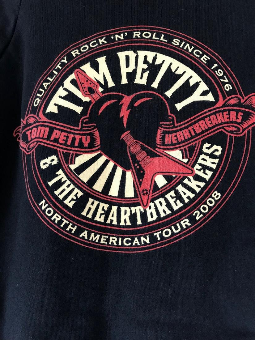 Tom Petty and the Heartbreakers Crew Jacket/Hoodie - 2