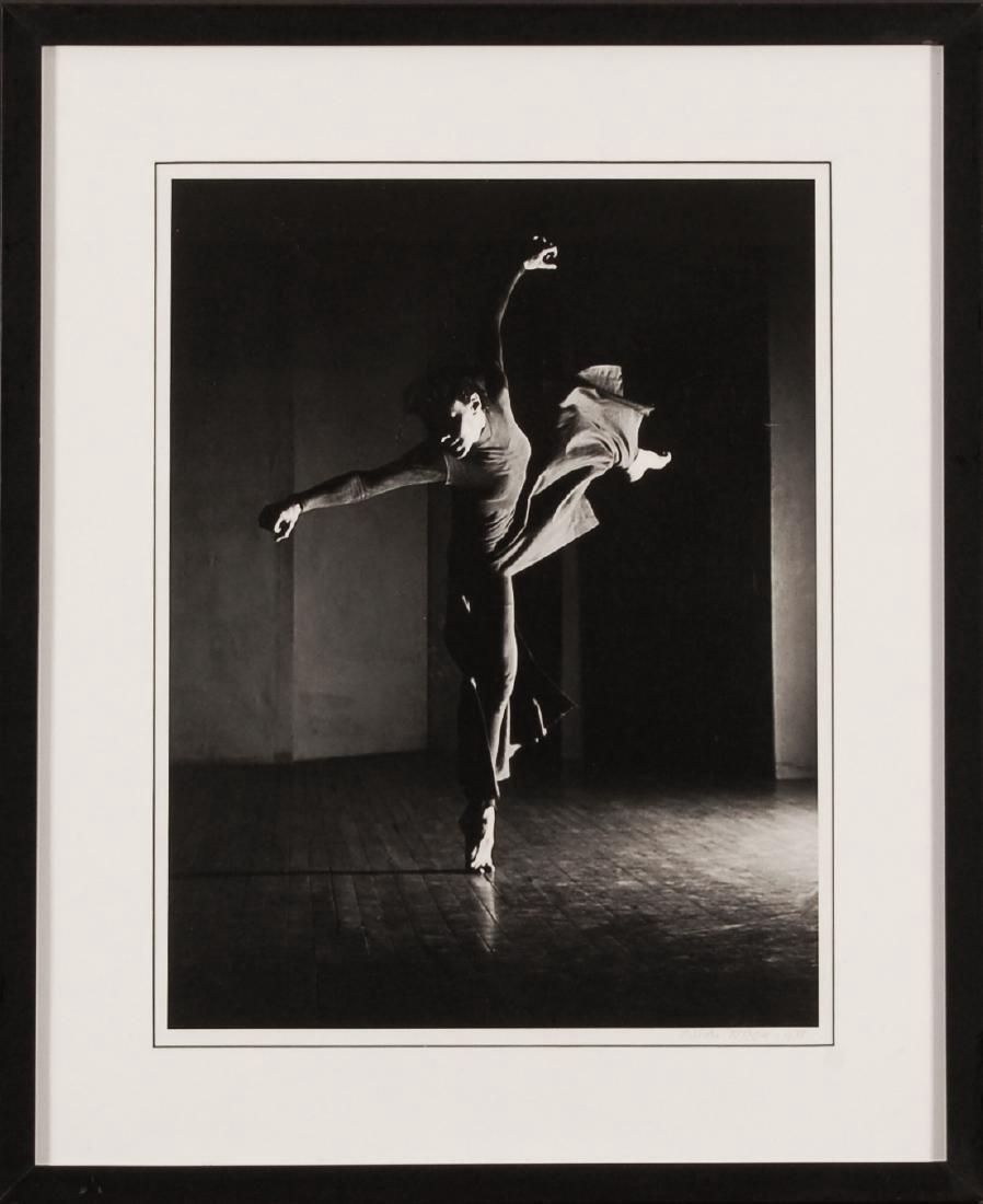 Barbara Morgan Photograph Lynchtown - Bea Seckler