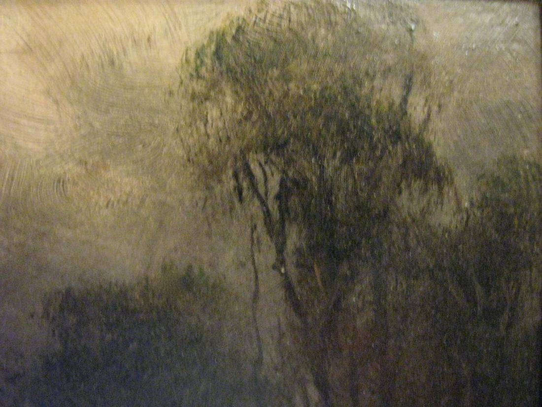 J V Stuart. Swamps of the San Jouquin River Cal, Oil - 4