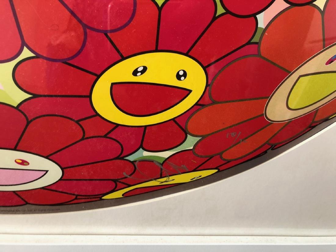 Takashi Murakami Flower Ball (3D) - 2