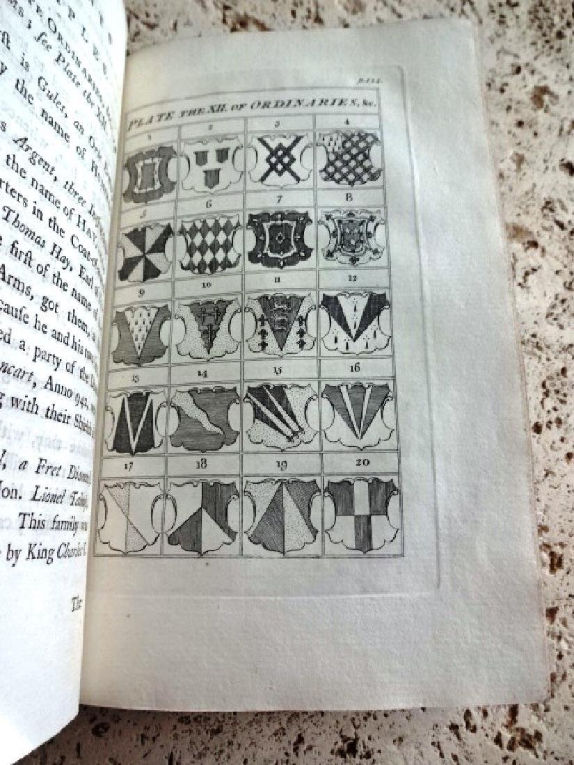1771 The Elements of Heraldry…w/ Illustrations - 4