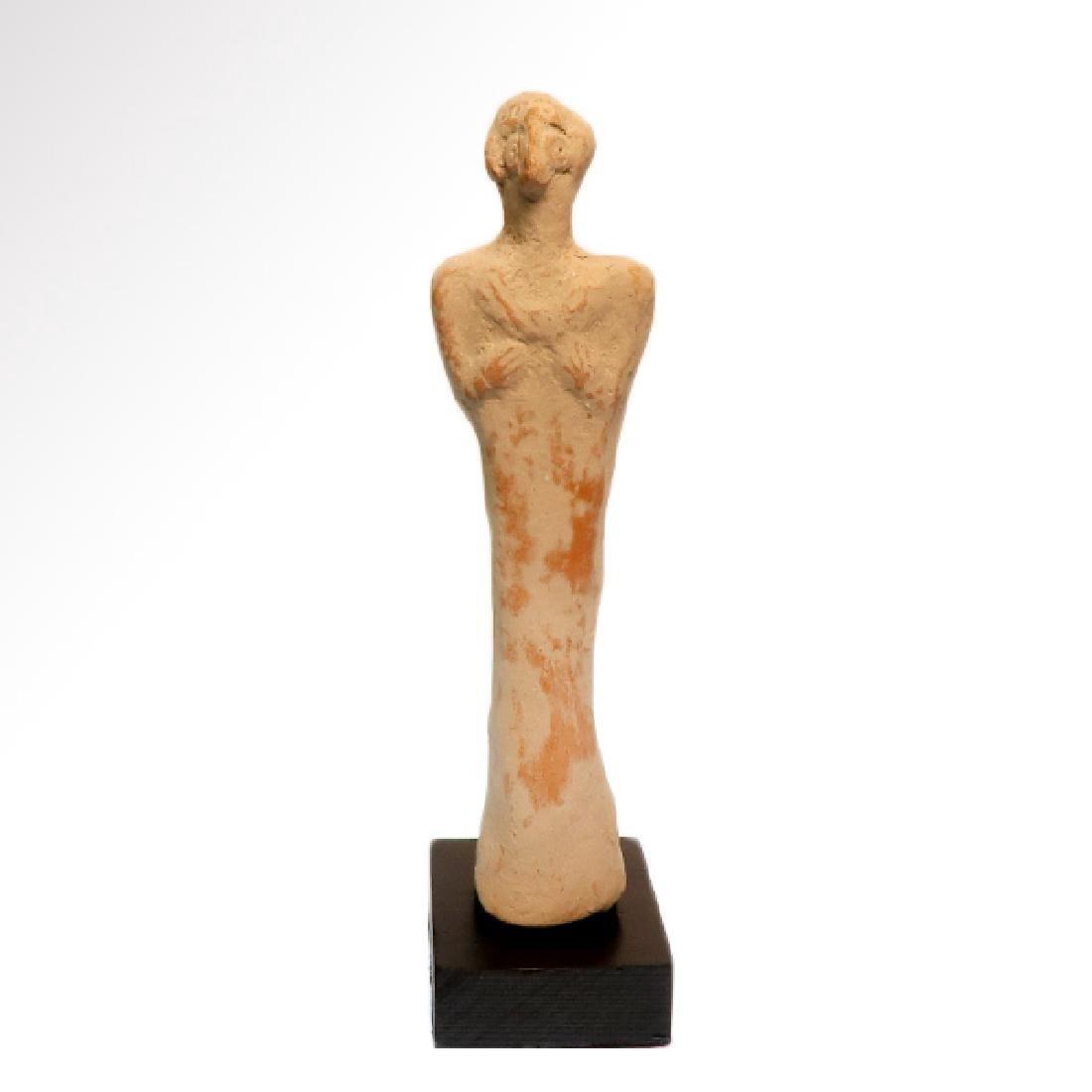 Early Syro-Hittite Figure of Goddess Astarte, c. 1700
