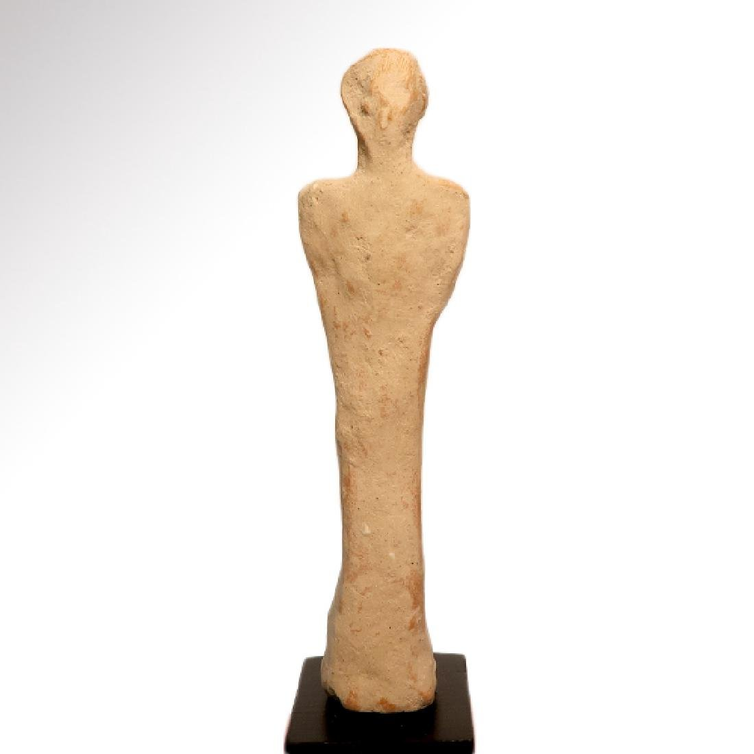Early Syro-Hittite Figure of Goddess Astarte, c. 1700 - 7