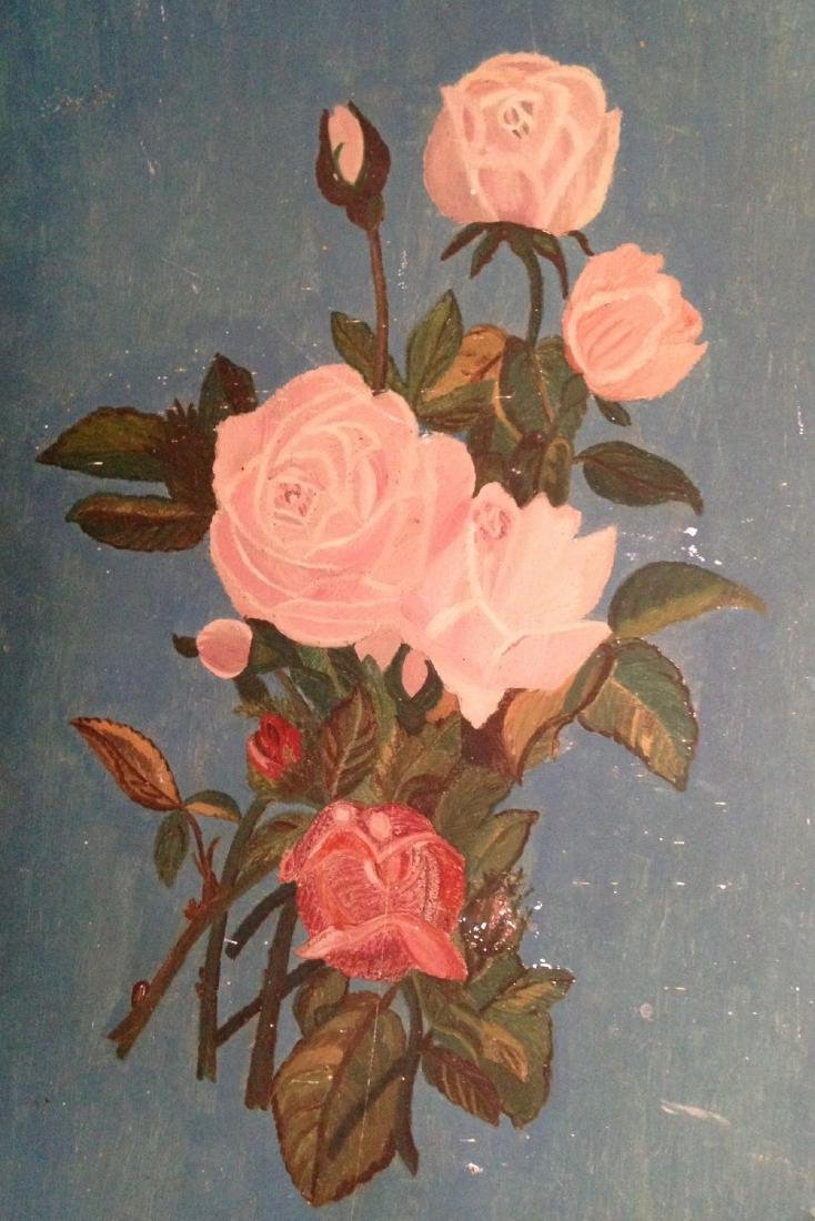Painting of Roses 19th Century - 2