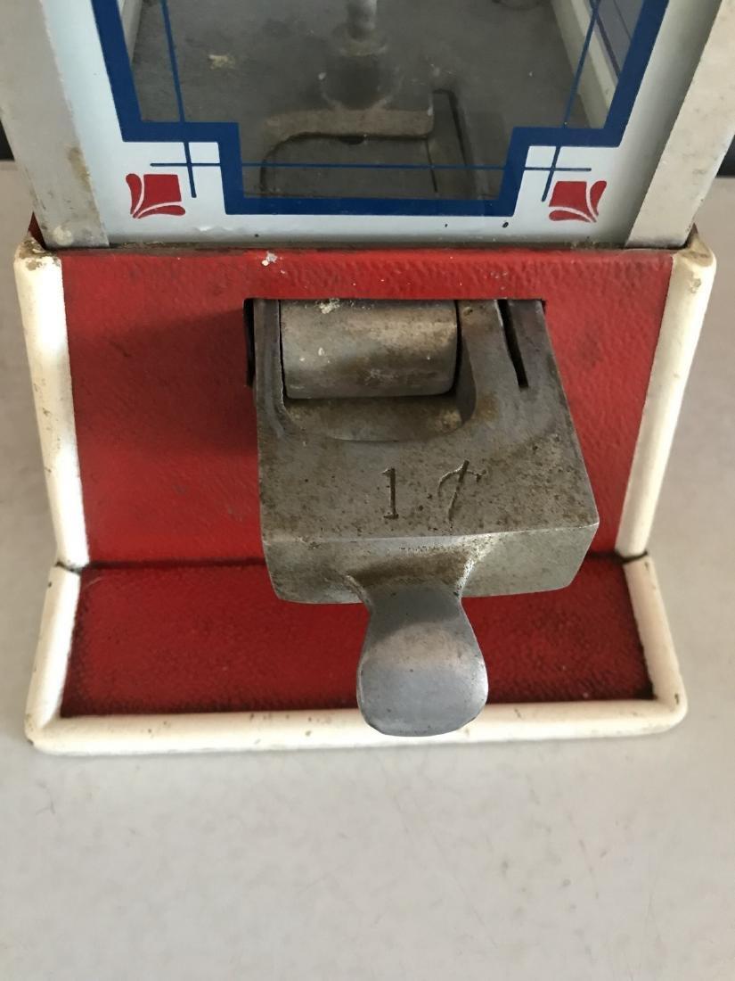 Art Deco 1-cent Gum Dispenser by Dean - 4