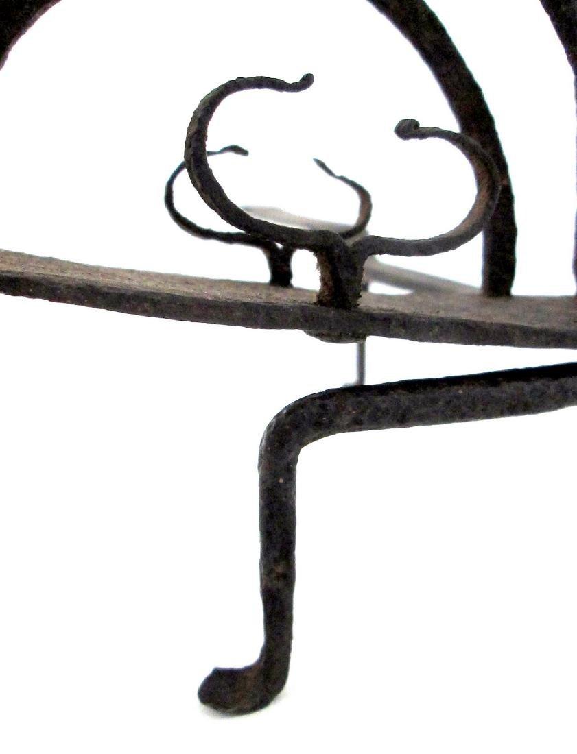 18th Century Swivel Toaster - 3