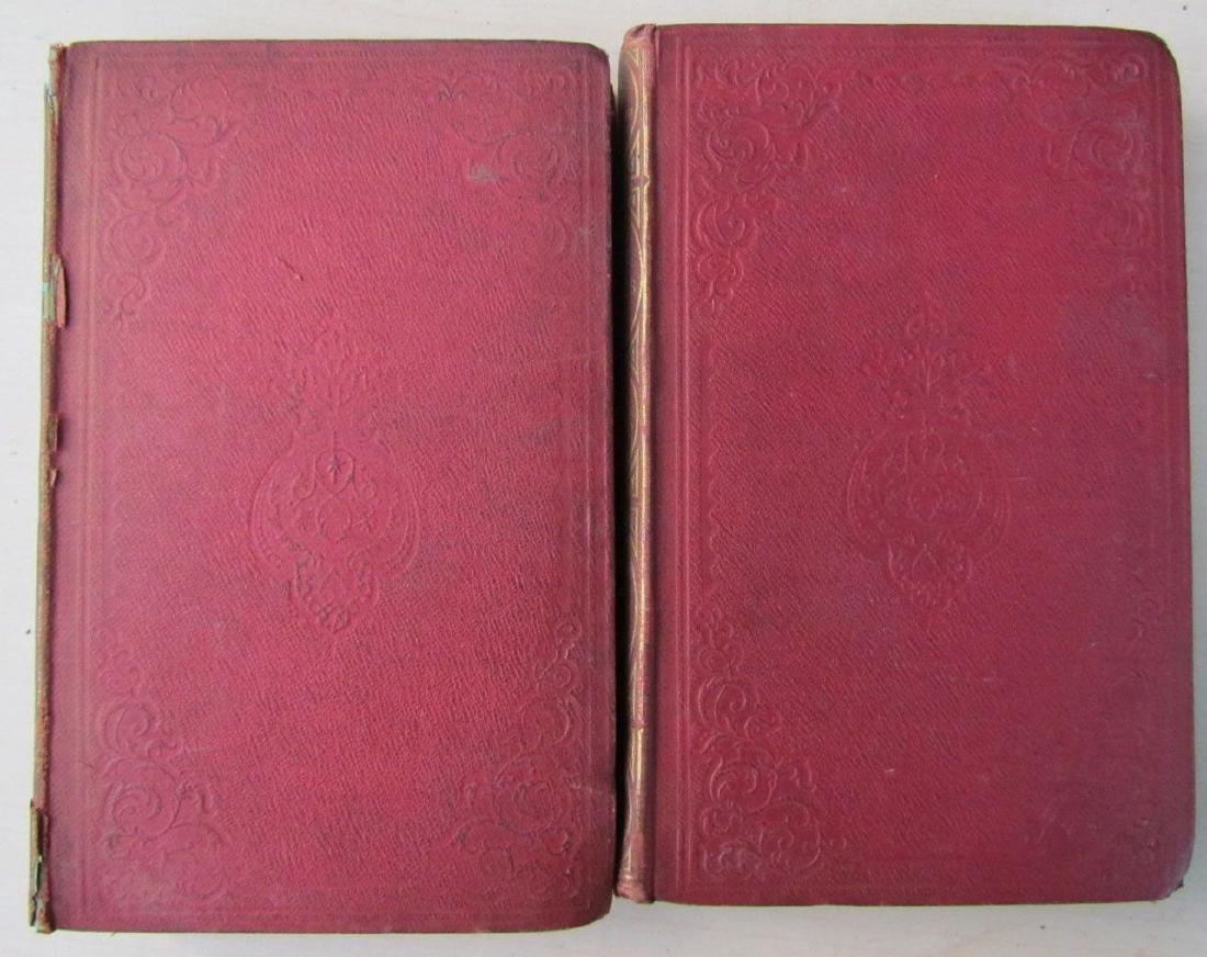 1846 2 Antique Vols Townley Gallery Classic Sculptures - 2