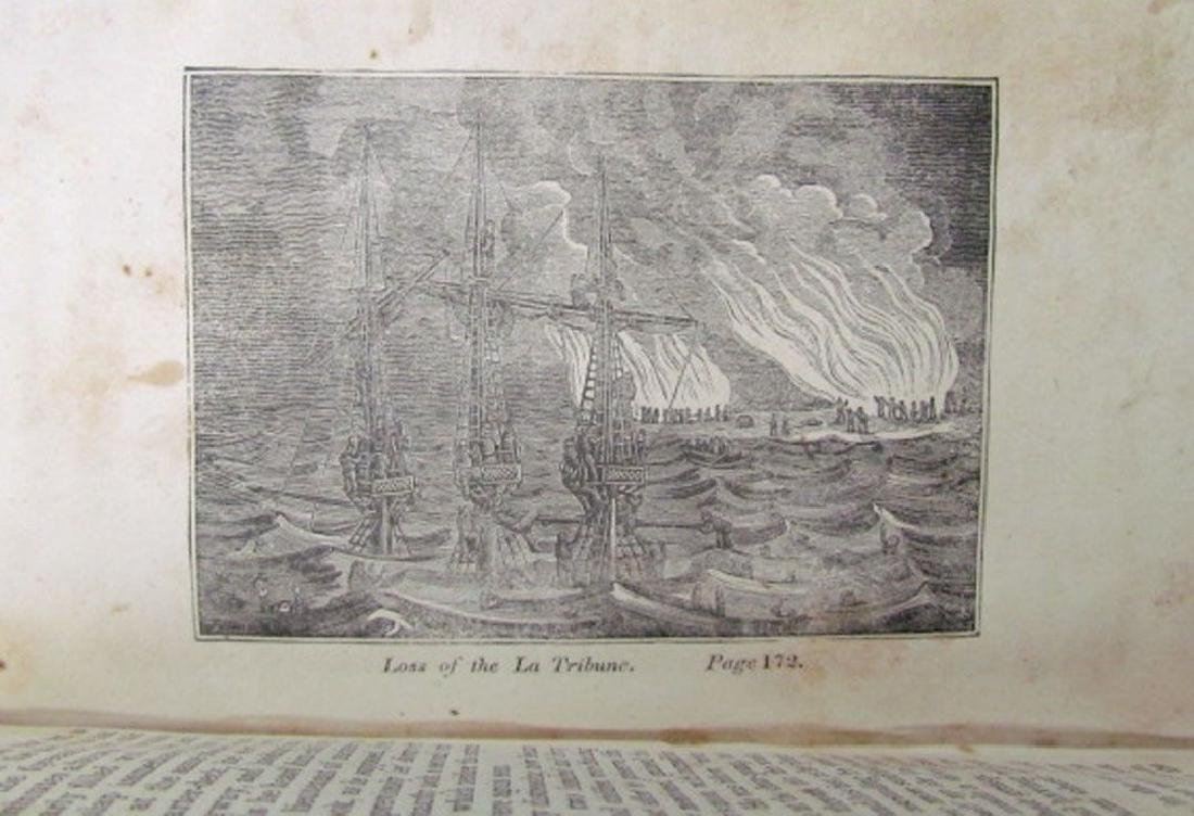 1836 Antique Narratives Most Remarkable Shipwrecks - 5