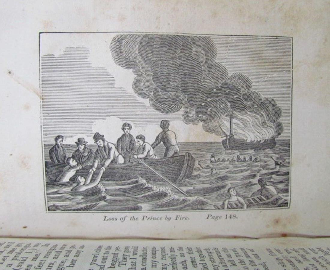 1836 Antique Narratives Most Remarkable Shipwrecks - 6